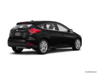 2018 Ford Focus Hatchback TITANIUM | Photo 2 | Shadow Black