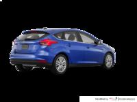 2018 Ford Focus Hatchback TITANIUM | Photo 2 | Lightning Blue