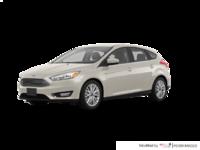 2018 Ford Focus Hatchback TITANIUM | Photo 3 | White Gold
