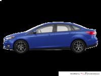 2018 Ford Focus Sedan SEL   Photo 1   Lightning Blue
