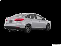 2018 Ford Focus Sedan SEL   Photo 2   Ingot Silver Metallic