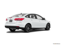 2018 Ford Focus Sedan SEL   Photo 2   Oxford White