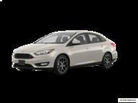 2018 Ford Focus Sedan SEL   Photo 3   White Gold