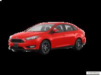 2018 Ford Focus Sedan SEL   Photo 3   Hot Pepper Red Metallic