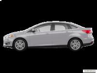 2018 Ford Focus Sedan TITANIUM | Photo 1 | Ingot Silver Metallic