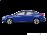 2018 Ford Focus Sedan TITANIUM | Photo 1 | Lightning Blue