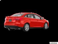 2018 Ford Focus Sedan TITANIUM | Photo 2 | Hot Pepper Red Metallic