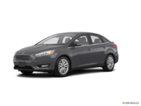 2018 Ford Focus Sedan TITANIUM | Photo 3 | Magnetic Metallic