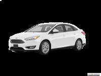 2018 Ford Focus Sedan TITANIUM | Photo 3 | White Platinum Metallic