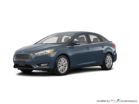 2018 Ford Focus Sedan TITANIUM | Photo 3 | Blue Metallic