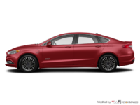 2018 Ford Fusion Energi PLATINUM | Photo 1 | Ruby Red