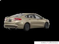 2018 Ford Fusion Energi PLATINUM | Photo 2 | White Gold