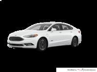 2018 Ford Fusion Energi PLATINUM | Photo 3 | White Platinum