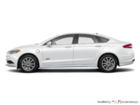 2018 Ford Fusion Energi SE | Photo 1 | White Platinum