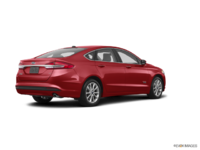 2018 Ford Fusion Energi SE | Photo 2 | Ruby Red