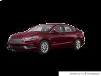 2018 Ford Fusion Energi SE | Photo 3 | Burgundy Velvet