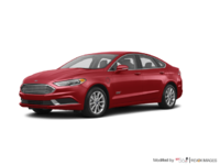 2018 Ford Fusion Energi SE | Photo 3 | Ruby Red