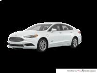 2018 Ford Fusion Energi SE | Photo 3 | Oxford White