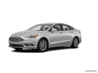 2018 Ford Fusion Energi TITANIUM | Photo 3 | Ingot Silver