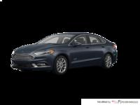 2018 Ford Fusion Energi TITANIUM | Photo 3 | Blue Metallic