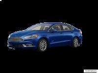 2018 Ford Fusion Energi TITANIUM | Photo 3 | Lightning Blue