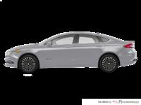 2018 Ford Fusion Hybrid PLATINUM | Photo 1 | Ingot Silver