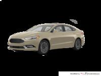 2018 Ford Fusion Hybrid PLATINUM | Photo 3 | White Gold