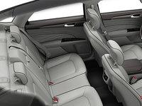 2018 Ford Fusion Hybrid PLATINUM | Photo 2 | Medium Soft Ceramic Leather