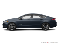 2018 Ford Fusion Hybrid SE   Photo 1   Blue Metallic