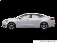 2018 Ford Fusion Hybrid SE   Photo 1   Ingot Silver