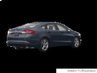 2018 Ford Fusion Hybrid SE   Photo 2   Blue Metallic