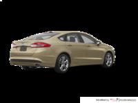 2018 Ford Fusion Hybrid SE   Photo 2   White Gold