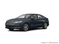 2018 Ford Fusion Hybrid SE   Photo 3   Blue Metallic