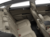 2018 Ford Fusion Hybrid SE   Photo 2   Medium Light Stone Leather