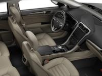 2018 Ford Fusion Hybrid SE   Photo 1   Medium Light Stone Leather