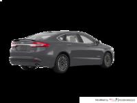2018 Ford Fusion Hybrid TITANIUM   Photo 2   Magnetic