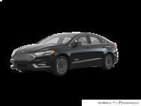 2018 Ford Fusion Hybrid TITANIUM   Photo 3   Shadow Blakc