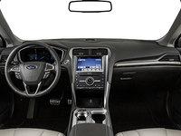 2018 Ford Fusion Hybrid TITANIUM   Photo 3   Medium Soft Ceramic Leather (CM)