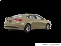 2018 Ford Fusion PLATINUM | Photo 2 | White Gold
