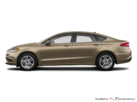 2018 Ford Fusion SE | Photo 1 | White Gold