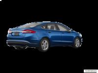 2018 Ford Fusion SE | Photo 2 | Lightning Blue