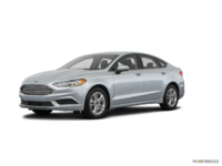 2018 Ford Fusion SE | Photo 3 | Ingot Silver