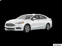 2018 Ford Fusion SE | Photo 3 | Oxford White