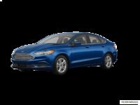 2018 Ford Fusion SE | Photo 3 | Lightning Blue