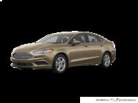 2018 Ford Fusion SE | Photo 3 | White Gold