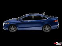 2018 Ford Fusion SPORT | Photo 1 | Lightning Blue