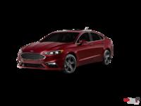 2018 Ford Fusion SPORT | Photo 3 | Burgundy Velvet