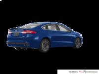 2018 Ford Fusion TITANIUM | Photo 2 | Lightning Blue