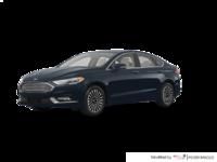 2018 Ford Fusion TITANIUM | Photo 3 | Blue Metallic