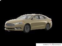2018 Ford Fusion TITANIUM | Photo 3 | White Gold
